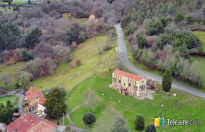 Experiencia de viaje visitando iglesias del Prerromanico asturiano en Oviedo