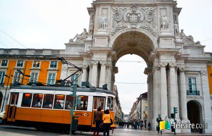 Arco del Triunfo de Lisboa