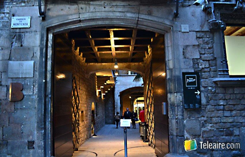 Museos gratis en Barcelona - Museo Picasso
