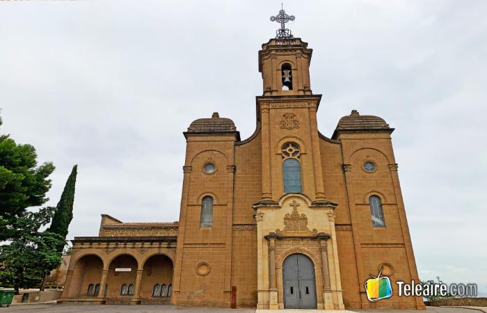 Santa María en Balaguer, Lleida