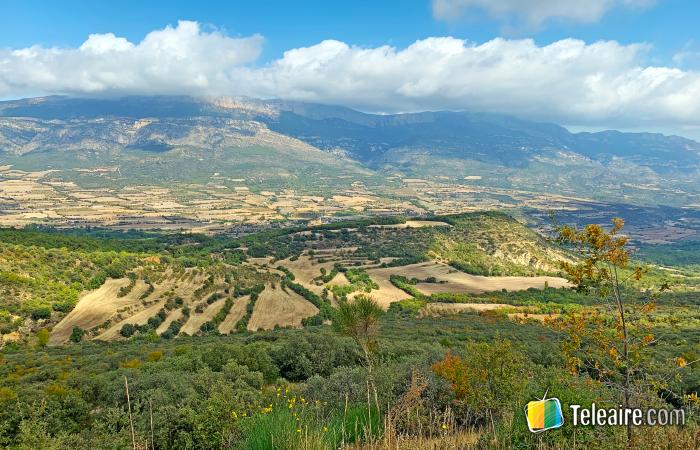 Valle de Aguer, MontSec en Lerida