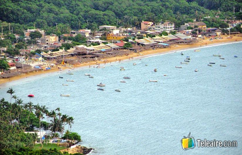 Playas de Acapulco México