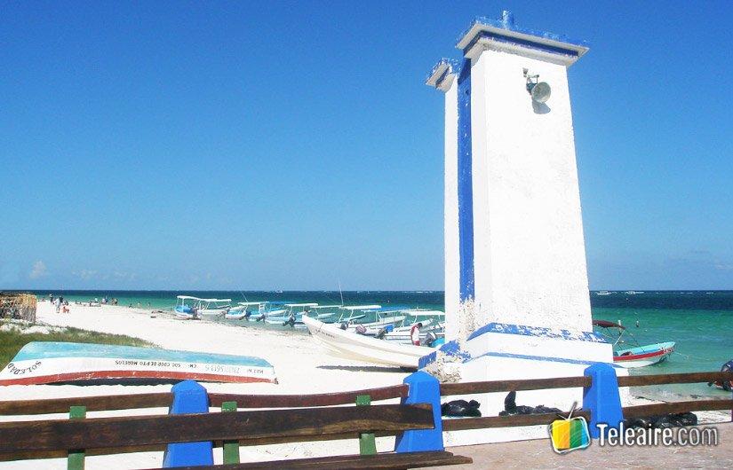 Puerto Morelos en Riviera Maya