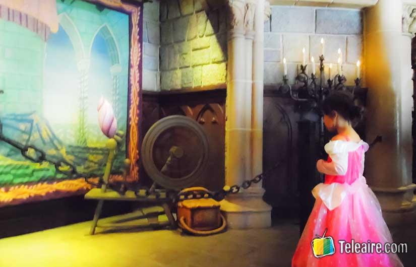 eurodisney y sus princesas