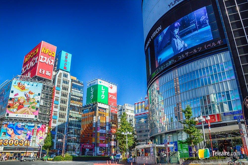Qué visitar en Tokio: cruce de Shibuya