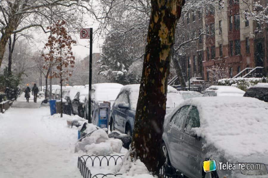 Invierno en Brooklyn