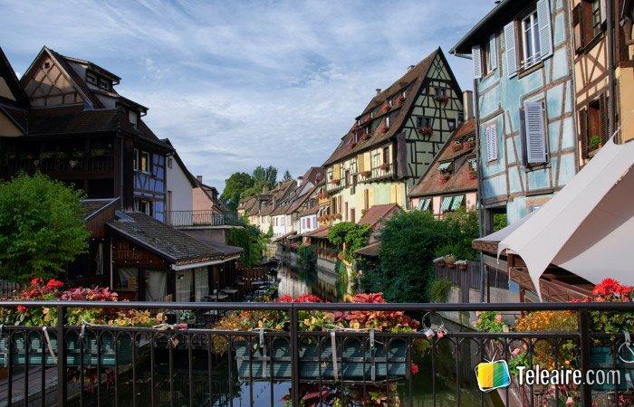 Visitar Colmar en Francia