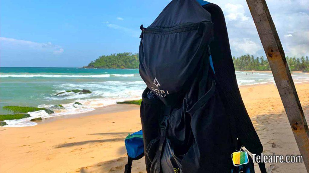 Mochila para un fin de semana Gobi Gear Free Spirit 30 litros