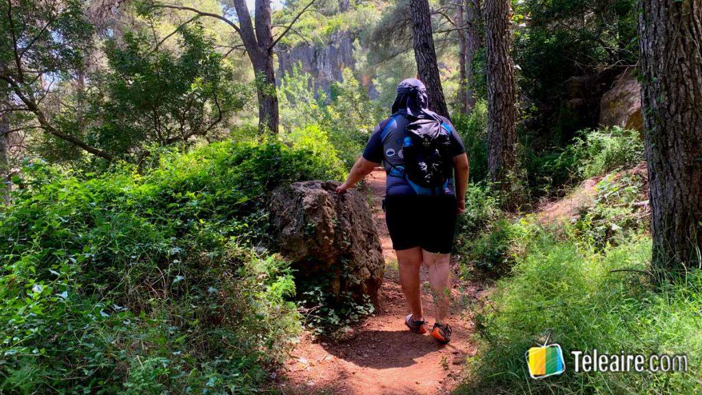 mochila para un fin de semana por la Comunidad Valenciana
