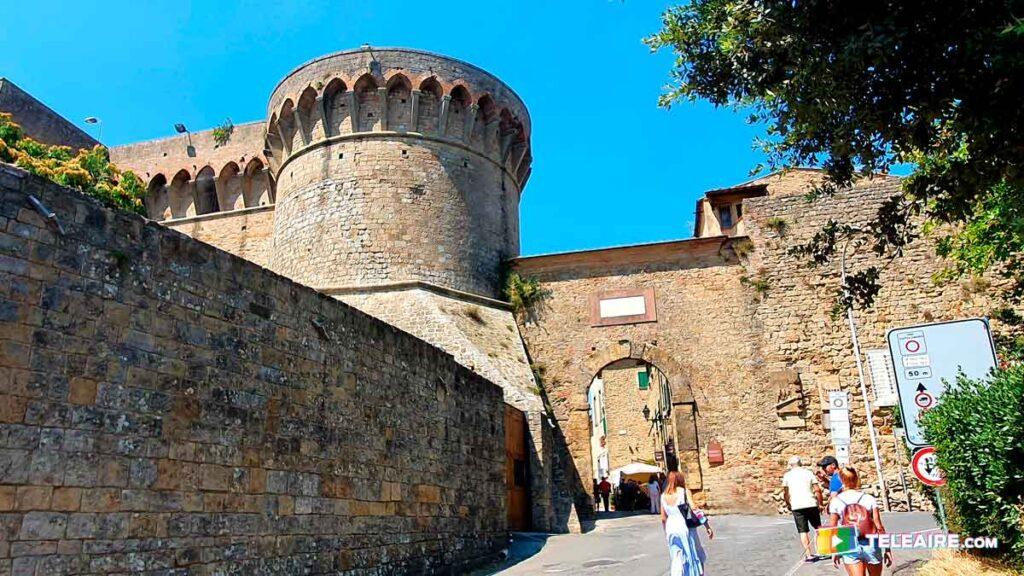 Murallas de Volterra