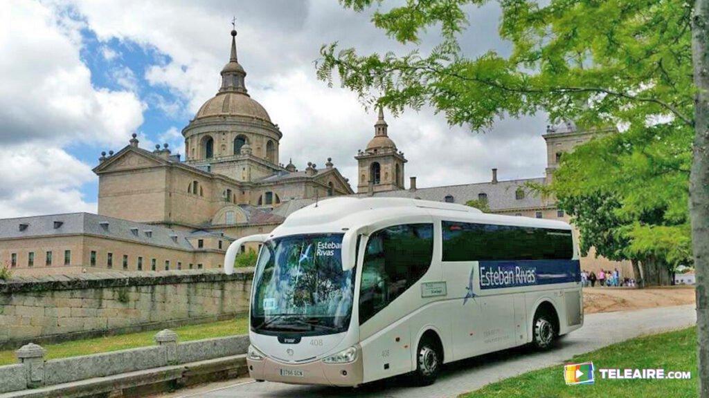 Recorrer España en autobús